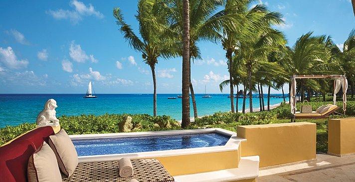 Butler Ocean Front 2 BR Master Suite mit Pool - Zoetry Paraiso de la Bonita