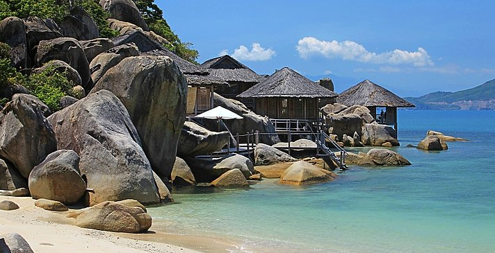 Six Senses Ninh Van Bay - Water Pool Villa