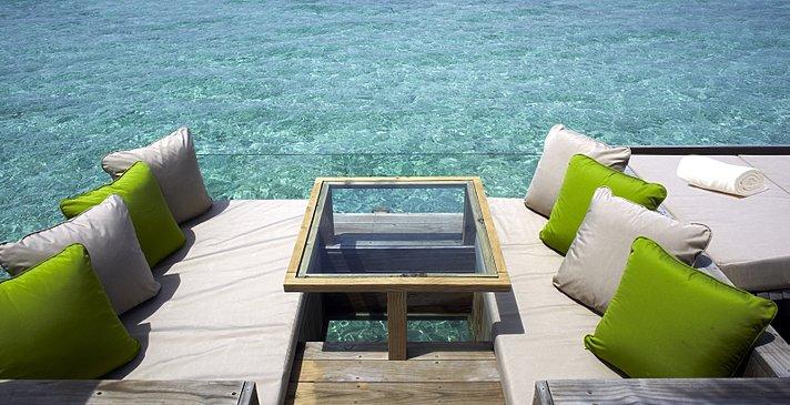 Water Villa - Deck