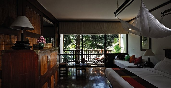 Belmond - Royal Deluxe Garden View Room