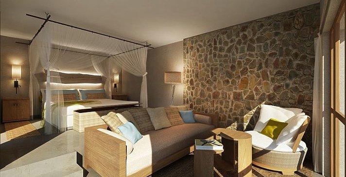 Kempinski Seychelles - Beach View Room