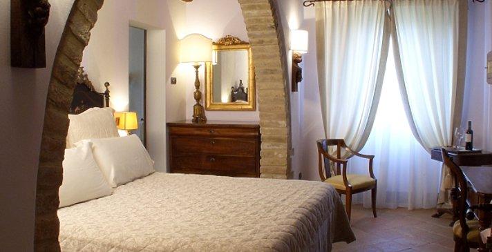 La Palazzetta del Vescovo - Romantic Room