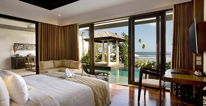 The Seminyak Beach Resort & Spa - 1 BR Villa Ocean View