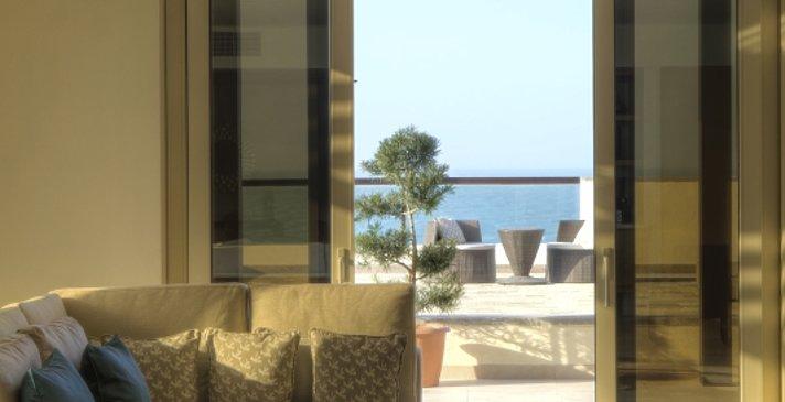 Park Terrace Suite Wohnbereich - Park Hyatt Abu Dhabi Hotel and Villas