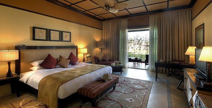 Deluxe Garden - Desert Islands Resort & Spa by Anantara