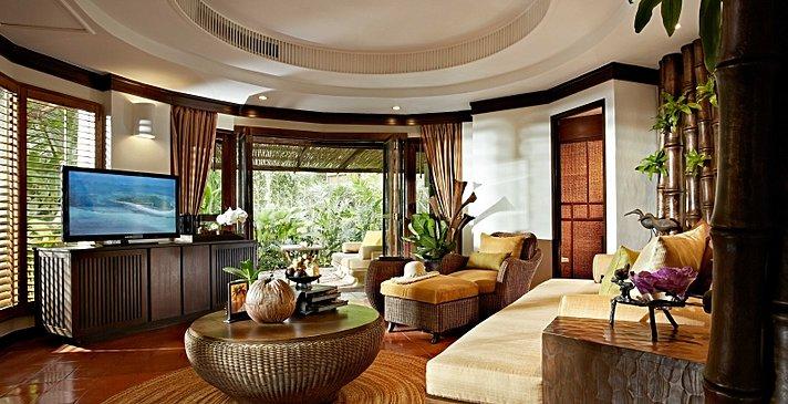 Rayavadee - Terrace Pavilion Wohnzimmer