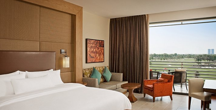 Deluxe Room - The Westin Abu Dhabi Golf Resort & Spa