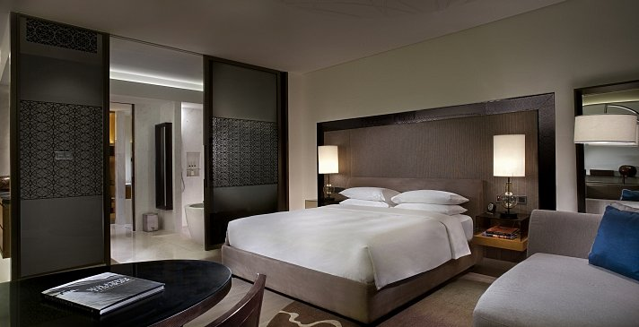 Park bzw. Sea View Room - Park Hyatt Abu Dhabi Hotel and Villas