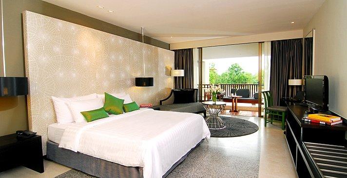 Le Meridien Chiang Rai - Deluxe Room Garden View