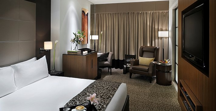 Deluxe Room - The Address Dubai Mall