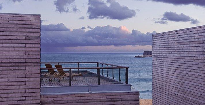 Beach Suite Terrasse