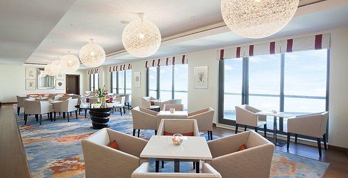 Coral Club Lounge - JA Ocean View Hotel