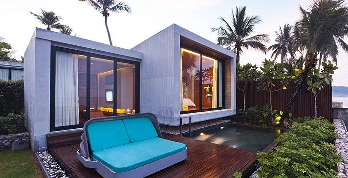Casa de La Flora - Beachfront Suite Pool Villa