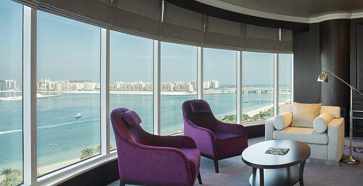 Club Lounge - Le Meridien Mina Seyahi