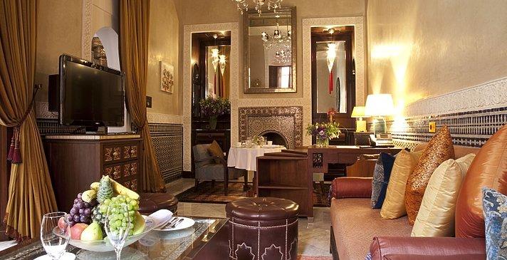 Royal Mansour - Riad mit einem Schlafzimmer