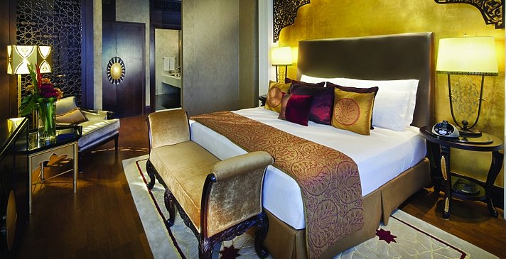 Imperial One Bedroom Suite - Jumeirah Zabeel Saray