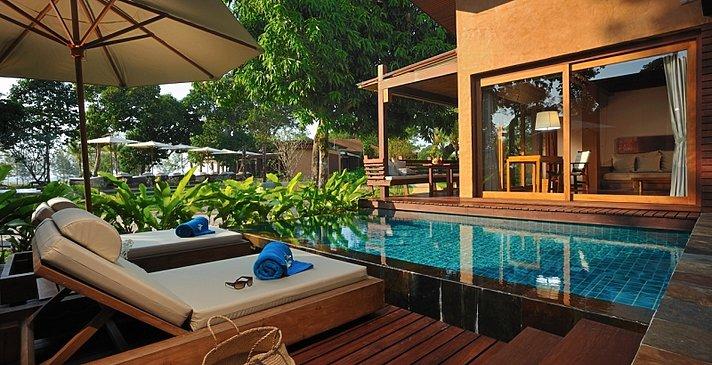Wanakarn Beach Resort & Spa - Pool Villa