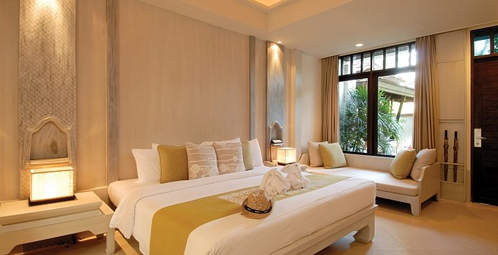 Melati Beach Resort - Grand Deluxe Room