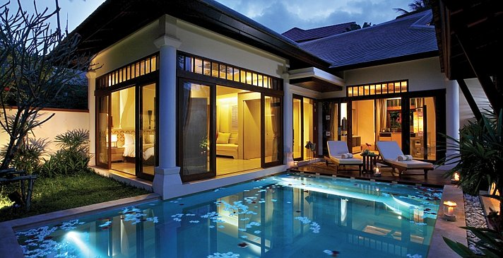 Melati Beach Resort - Family Pool Villa