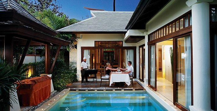 Melati Beach Resort & Spa - Pool Villa
