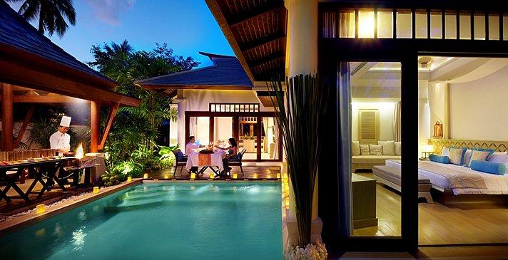Melati Beach Resort & Spa - Pool Villa Suite
