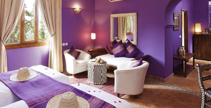 Kasbah Tamadot - Superior Room
