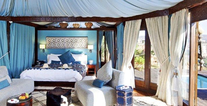 Kasbah Tamadot - Berber Tent mit Jacuzzi