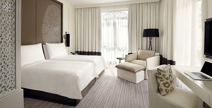 Deluxe (Pool View) Room - Vida Downtown Dubai