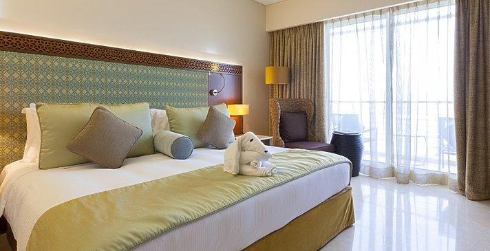 Deluxe Garden View - Millennium Resort Mussanah