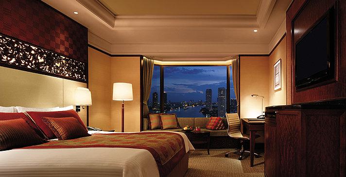 Shangri-La Hotel Bangkok - Deluxe Room