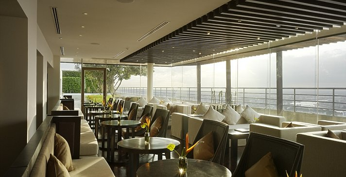 Millennium Hilton Bangkok - Executive Lounge