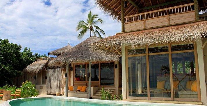 2 Bedroom Lagoon Beach Villa
