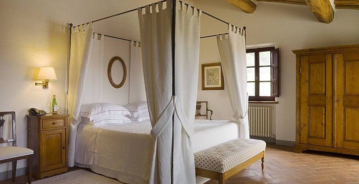 Hotel Le Fontanelle - Deluxe Zimmer