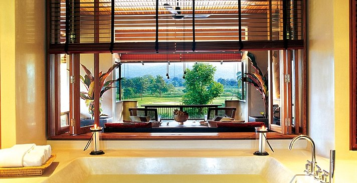 Terrace Suite Badezimmer
