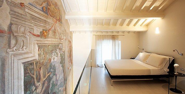 NUN Assisi Relais & Spa Museum - Suite Privilege