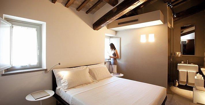 NUN Assisi Relais & Spa Museum - Deluxe Room