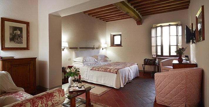 Hotel Le Fontanelle - Classic Zimmer