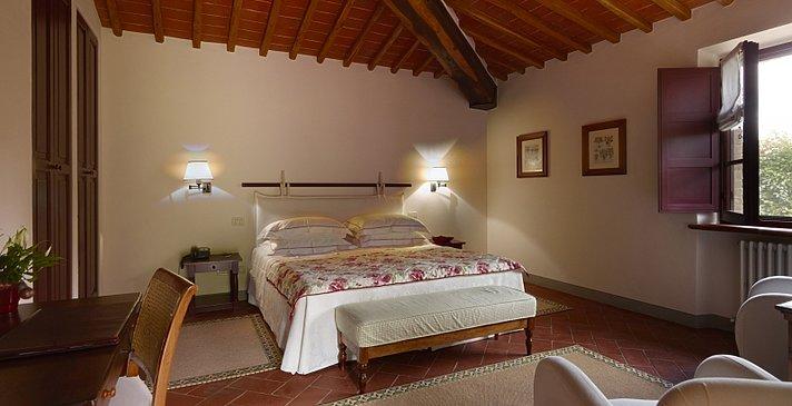 Hotel Le Fontanelle - Prestige Zimmer