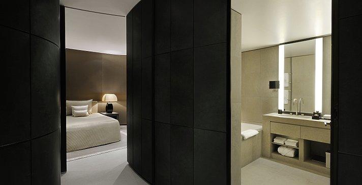 Korridor Armani Fountain Suite - Armani Hotel Dubai
