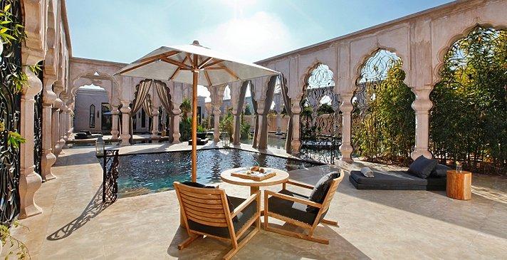 Palais Namaskar - Pool Suite