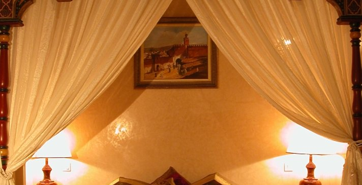 Riad Kniza - Deluxe Room L´Orientale