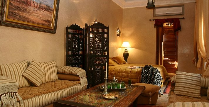 Riad Kniza - Junior Suite Loubana