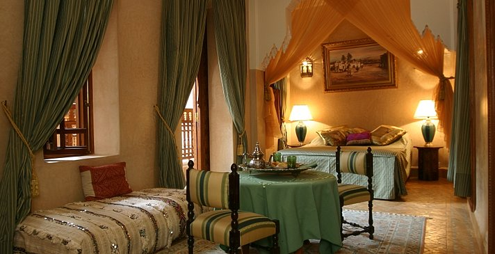 Riad Kniza - Superior Deluxe Room Samar
