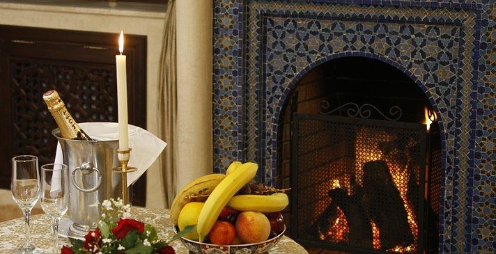 Riad Kniza - Superior Deluxe Room Qamar