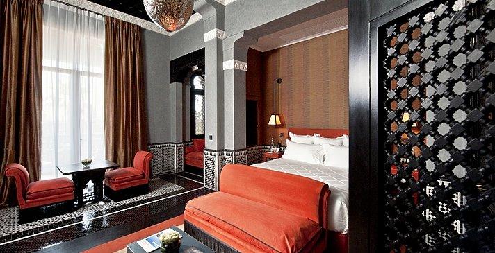 Selman Marrakech - Deluxe Room