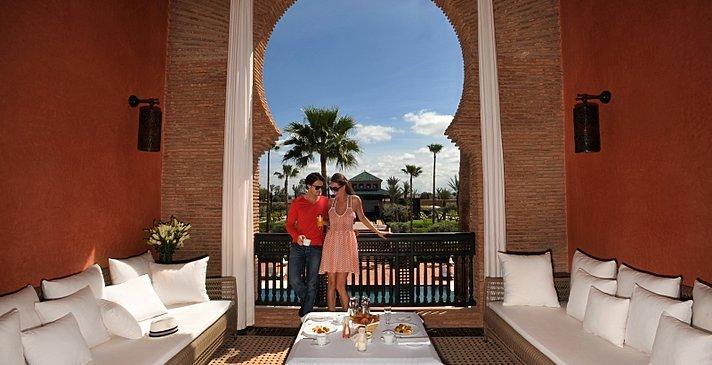 Selman Marrakech - Pool View Suite