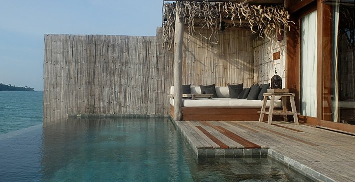 Song Saa Private Island - Overwater Villa