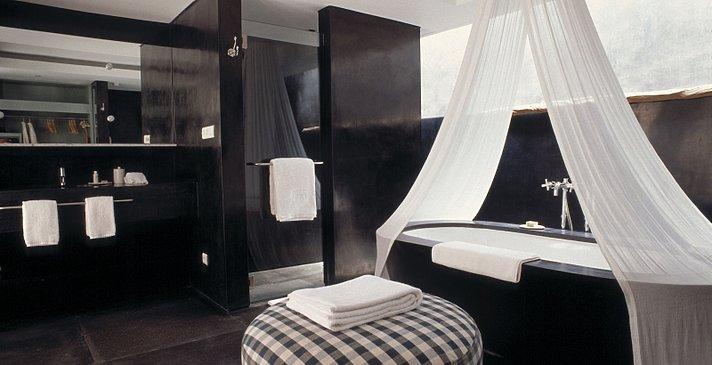 Water Garden Room - Badezimmer - COMO Uma Ubud