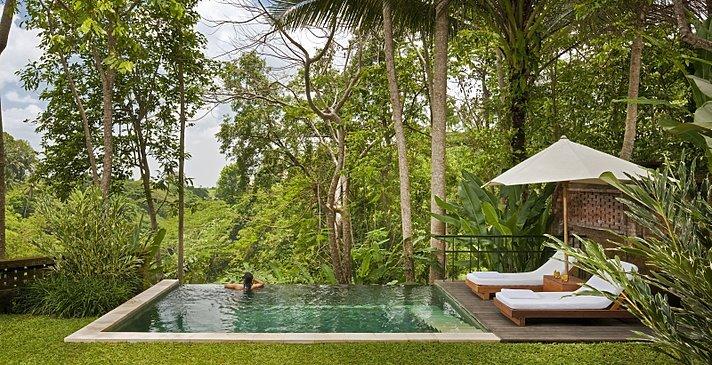 Uma Pool Villa - Privatpool - COMO Uma Ubud