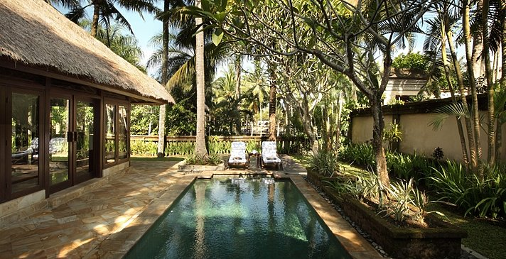 Rice Field Pool Villa - Privatpool